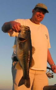 Lake Kissimmee trophy bass