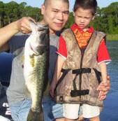 Seasonal Bass Fishing