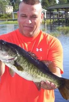 Bass Fishing in Florida