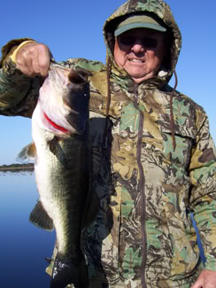 Central Florida Trophy Bass Fishing