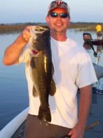 Lake Jackson Trophy Bass Fishing