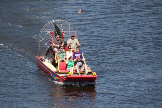 Airboat Rides Near Daytona Beach