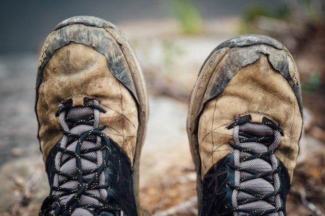 hiking boots for Central Florida outdoor experience