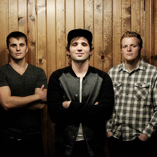 Photo of the band, Blank Pages
