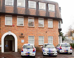 Central Housing Group offices in Cockfosters, Hertfordshire