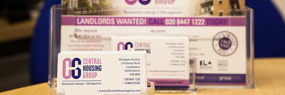 landlords wanted central housing group