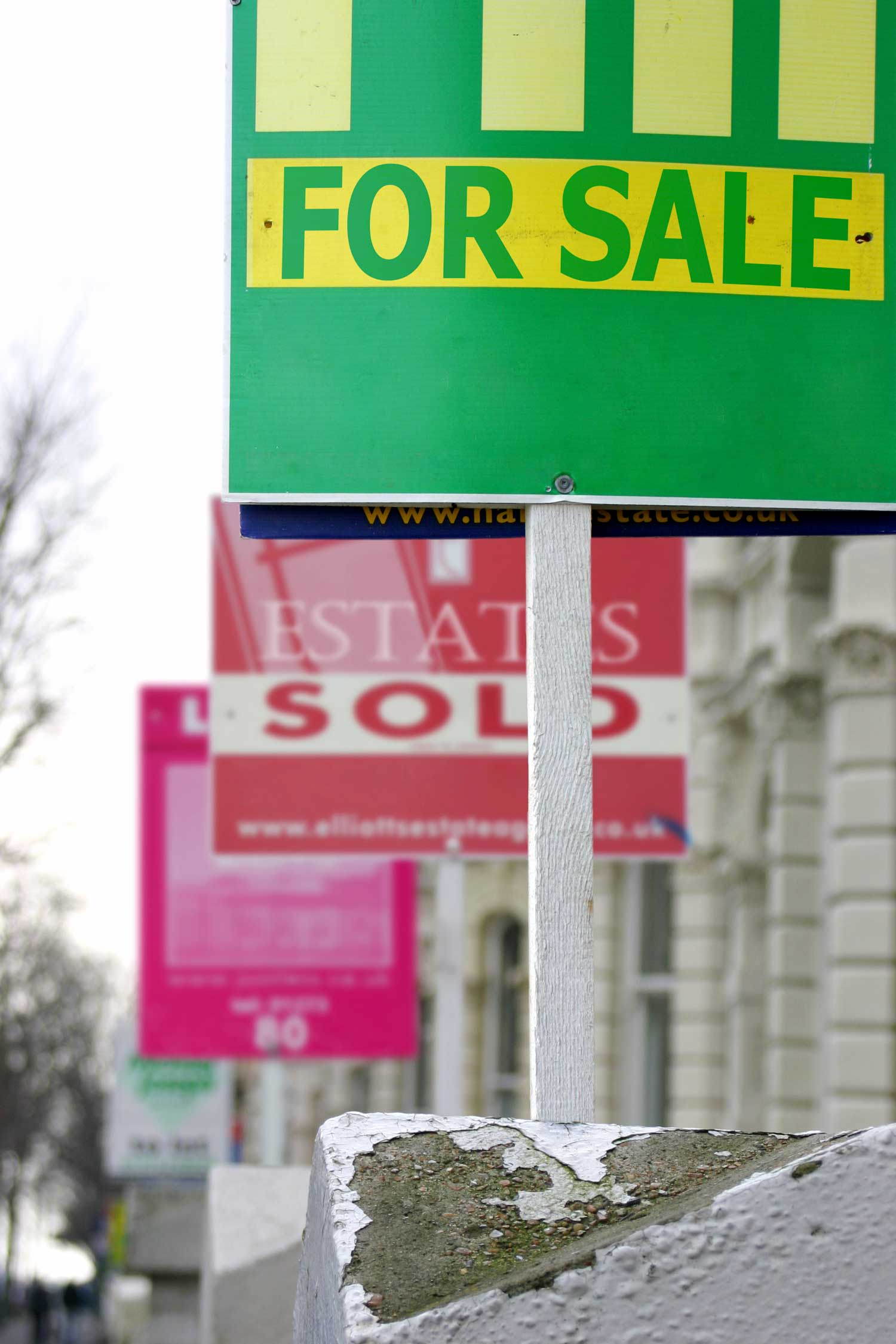 Landlords buy to let boom