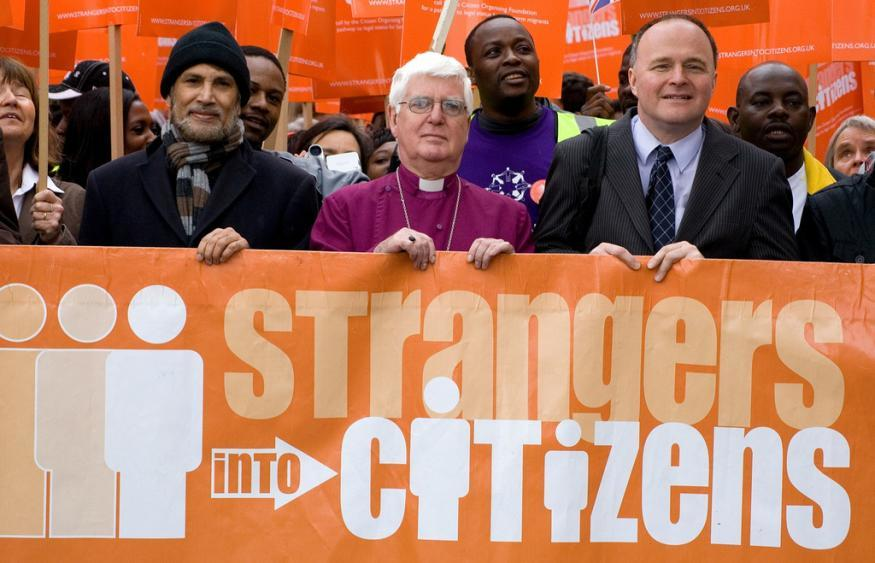 Citizens march for London Landlords