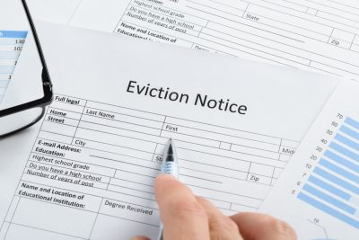 Eviction Policy Central Housing Group