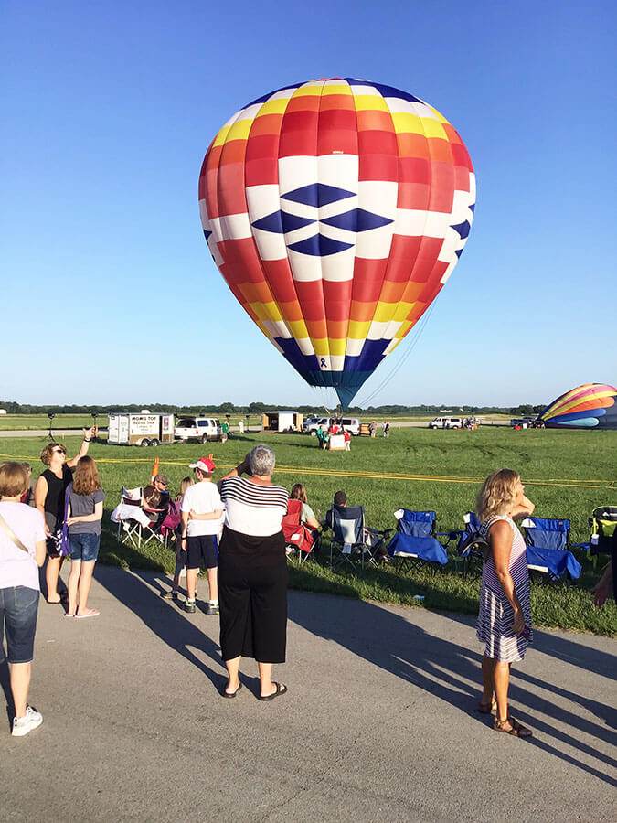 Gallery: Balloons Over Vermilion 2019