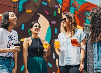 Cocktails and colors: DAAC mixes art and alcohol for hands-on good time