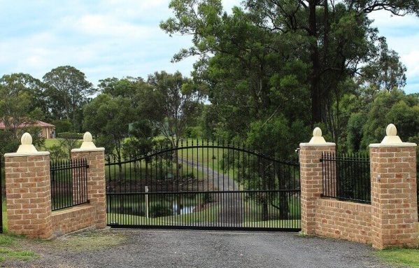 Executive Fence Gate Repaired