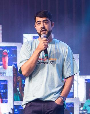 Elton Lima, Vice-Presidente de Operações da Central IT - Planejamento Tático 2021