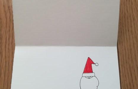 クリスマスカードの手作りは簡単!立体で可愛い作り方をご紹介!
