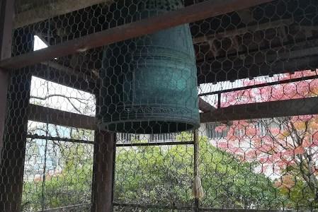 太宰府の観世音寺と戒壇院に行ってきたよ!除夜の鐘と紅葉が美しい