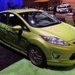 Ford Fiesta Kinetic 2011 Tuning