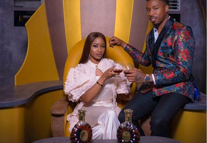 Ike Onyema & Kim Oprah - Entertainment and Gist blog in Nigeria