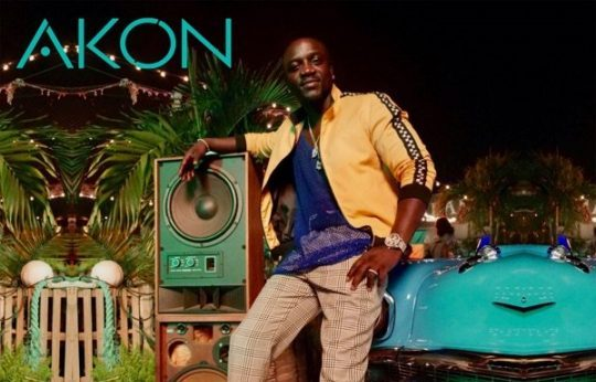 Akon Ft. Olamide - Entertainment and Music blog in Nigeria