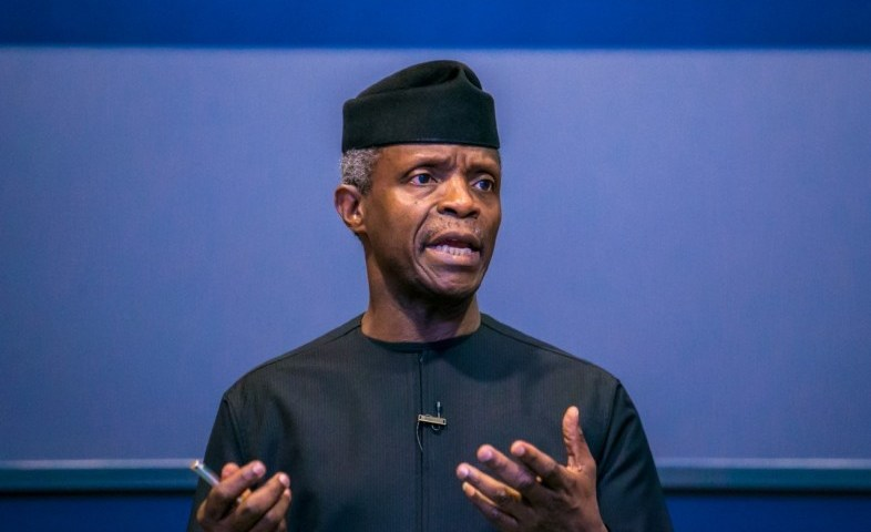 Vice President Yemi Osibanjo - News and Gist Blog in Nigeria