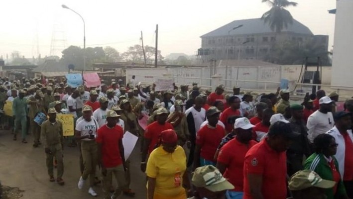 Walk against Corruption - News and Gist Blog in Nigeria
