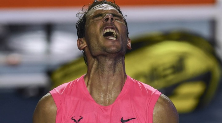 Nadal strolls into Acapulco final - Sport and News blog in Nigeria