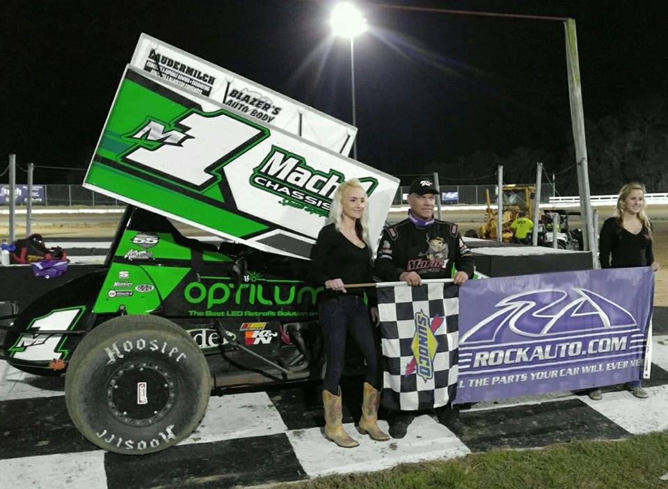 Smith Goes Back To Back At Bubba Raceway Park Cny Motorsports