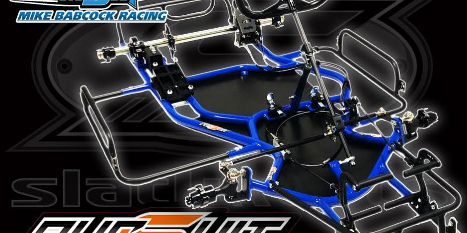 All-New Slack Karts Pursuit Chassis Available through Mike Babcock