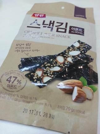 紫菜_韓國小食