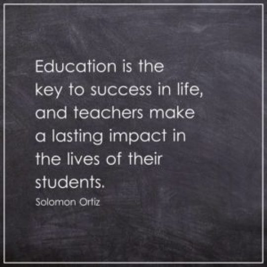 18 Inspiring Quotes About Education And Success
