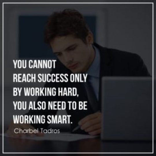 20 Inspirational Quotes About Success And Hard Work