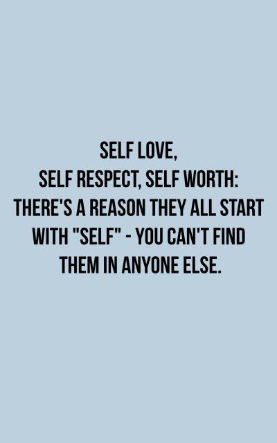Self Worth Quotes