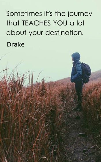 42 Inspirational Journey Quotes And Sayings