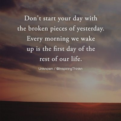 Wake Up Quote