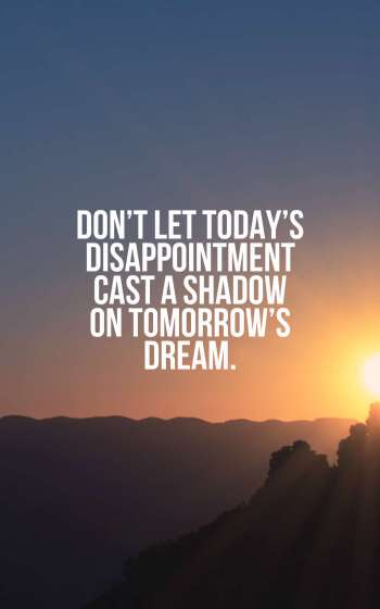 32 Inspirational Disappointment Quotes With Images