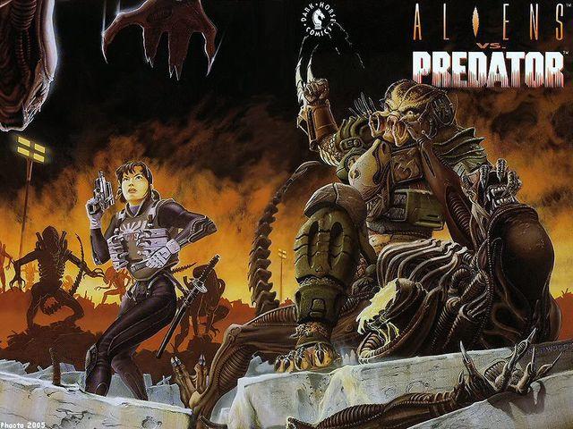 Aliens vs. Predator (1991)