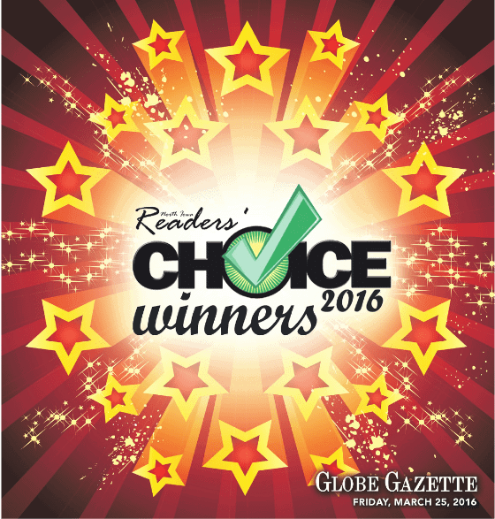 2016 Reader's Choice Award Winner - Best Dentist