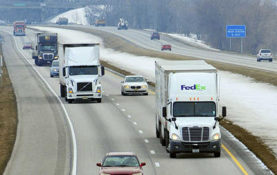 Report: Truck Traffic on I-81 to increase 50% by 2040