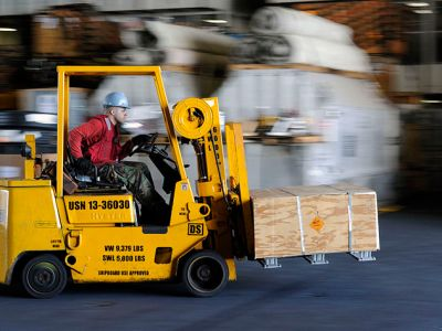 Forklift accidents can cause serious injuries for warehouse workers in Central Pennsylvania