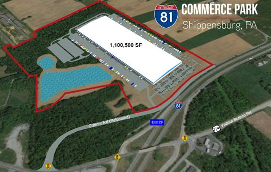 Chambersburg area booming with new jobs