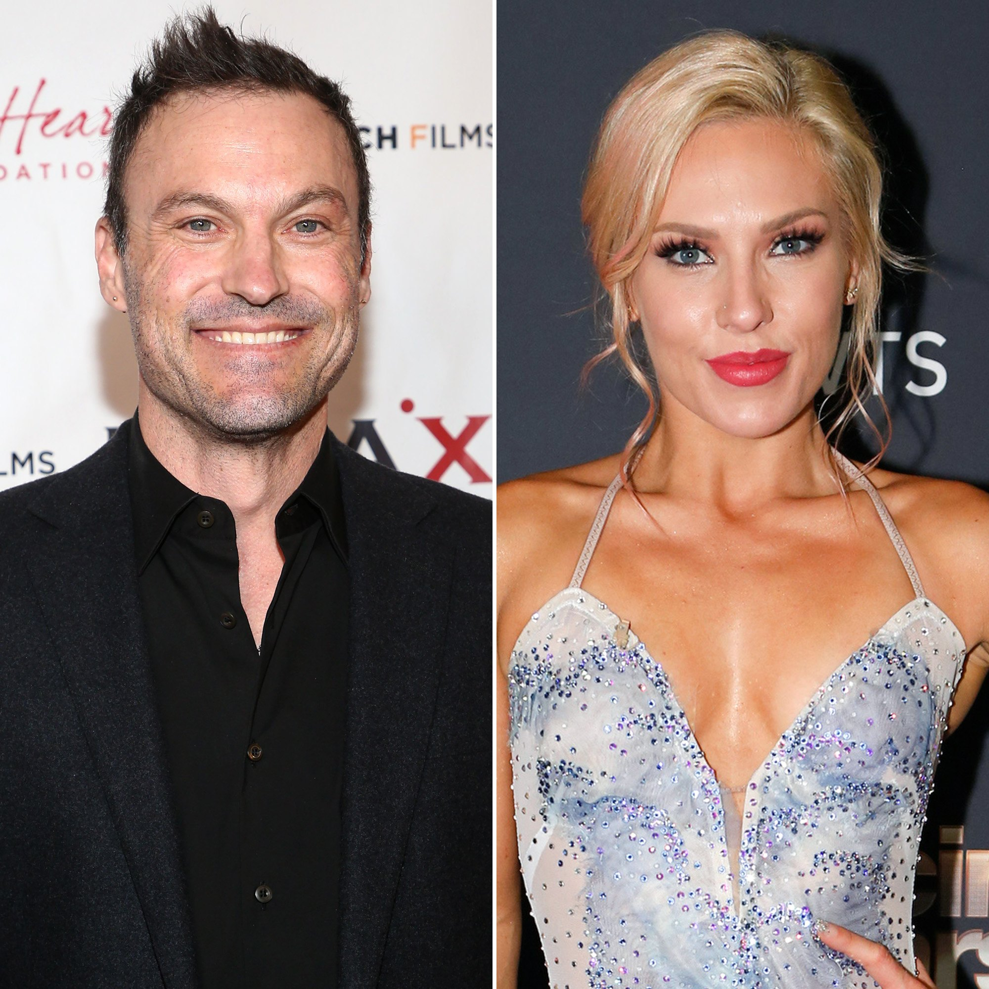 Megan Fox and Brian Austin Green race to the altar with their new partners.