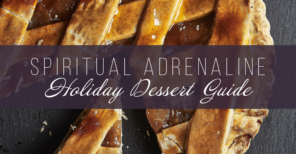 Healthy Holiday Dessert Guide