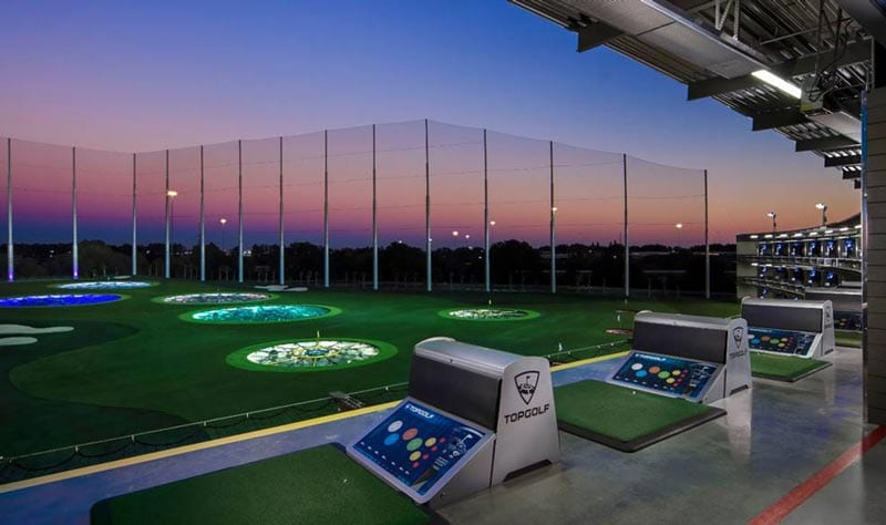Top golf orlando central site development for Top arredi floridia