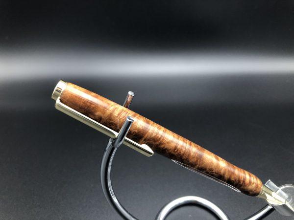 Beech Burl wooden pen