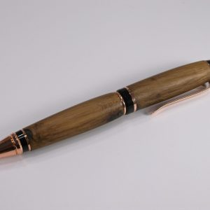 oak cigar style wooden pen
