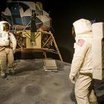 Lunar Lander Mural