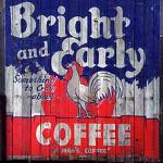 Old Coffee Mural