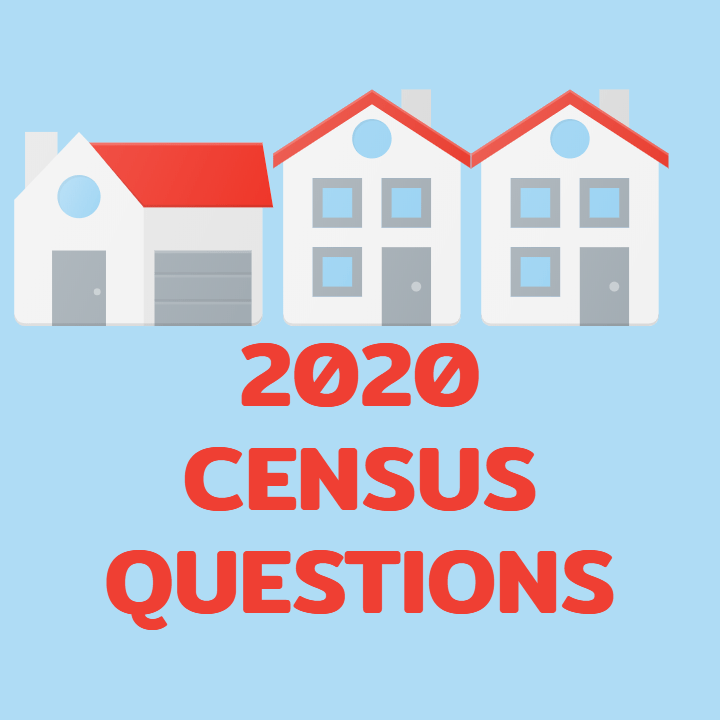 2020 Census Questions: Sample Questionnaire