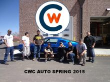Auto Students cwcpride