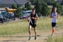 Johnson at the Chadron State invitational
