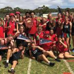 Secondary Interschool Athletics Win